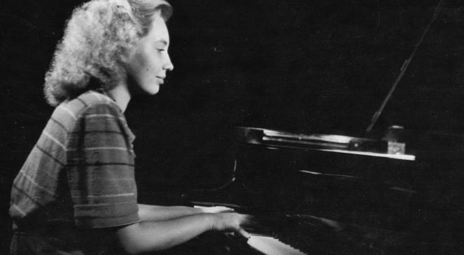 Barbara Hesse-Bukowska, Warszawa 1949 r.
