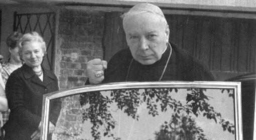 Stefan kardynał Wyszyński, prymas Polski