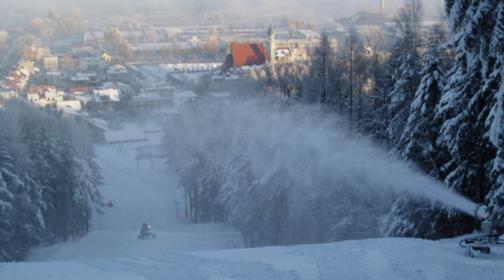 Stok narciarski Telegraf Kielce