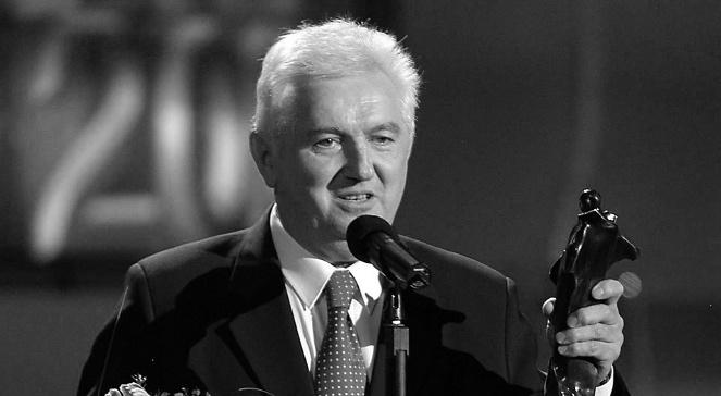 Dziennikarz telewizyjny Andrzej Turski