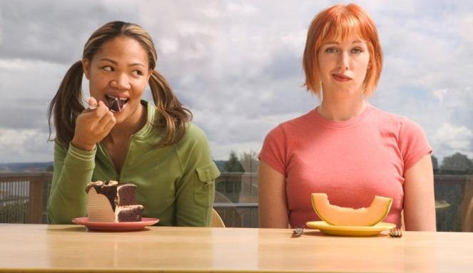 W szponach diety