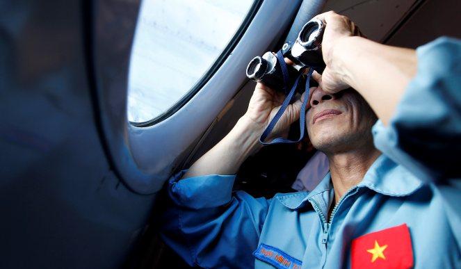 Trwają poszukiwania malezyjskiego samolotu
