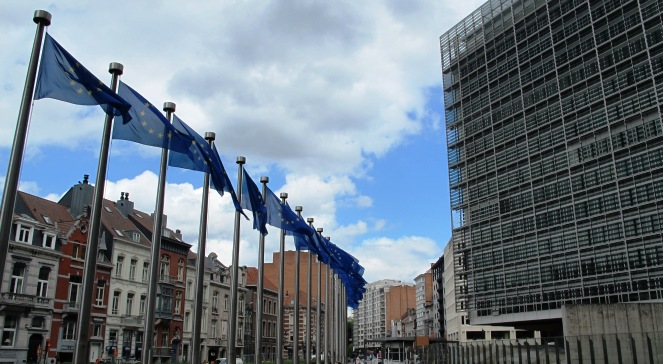 Budynek Komisji Europejskiej w Brukseli
