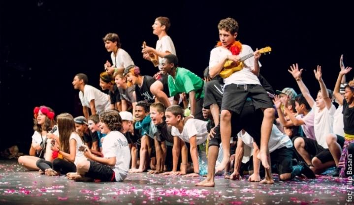 Finał Brave Kids 2014, foto: Filip Basara