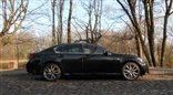 Lexus GS 450h - auto dla batmana