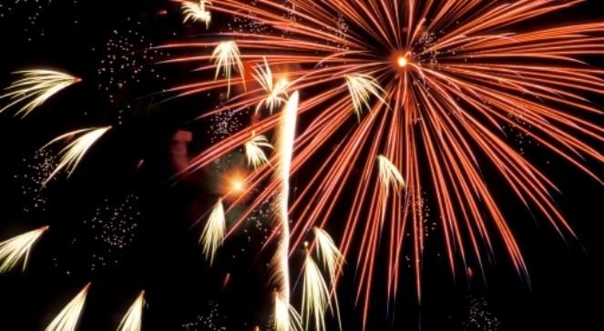 Wysoka kara za puszczanie fajerwerków w sylwestra