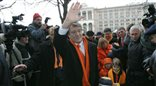 Pomarańczowa rewolucja - Ukraina spogląda w stronę wolności