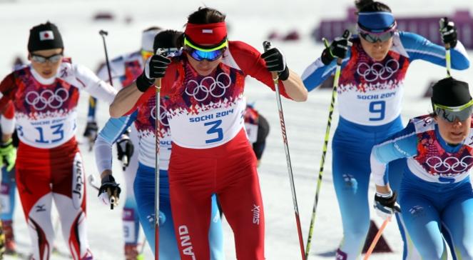 Justyna Kowalczyk nie zamierza wycofywać się z udziału w igrzyskach w Soczi mimo kontuzji