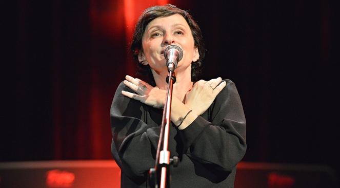 Agnieszka Matysiak w Trójce