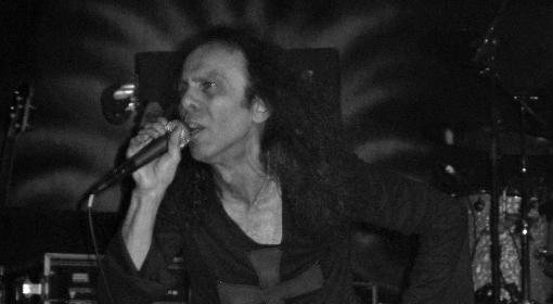 Ronnie James Dio.