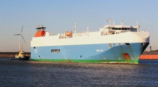 Transportowiec Baltic Ace