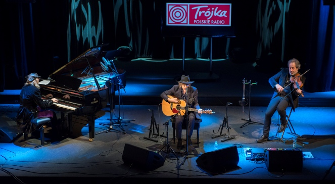 The Waterboys w Trójce
