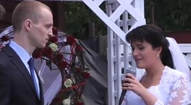 Źmicier Daszkiewicz i Nasta Pałażanka