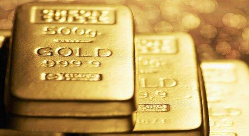 Ile waży sztabka złota?