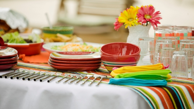 Chcesz schudnąć? Zmień kolor talerzy