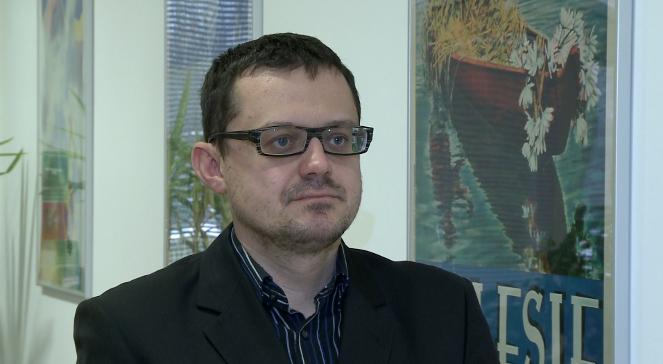 Jacek Dziekan Rzecznik Prasowy ZUS.