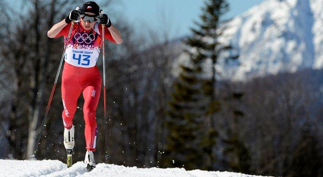 Justyna Kowalczyk podczas biegu na 10 km techniką klasyczną na igrzyskach w Soczi