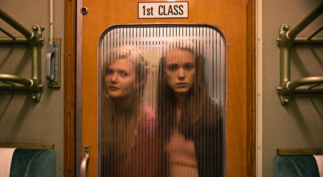 Kadr z filmu Nimfomanka