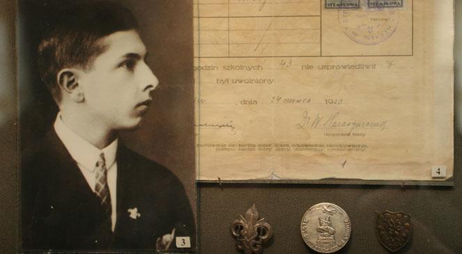 Wystawa w poświęcona Stepanowi Banderze w Muzeum Narodowym we Lwowie (2009 r.), fot.: PAPITAR-TASS