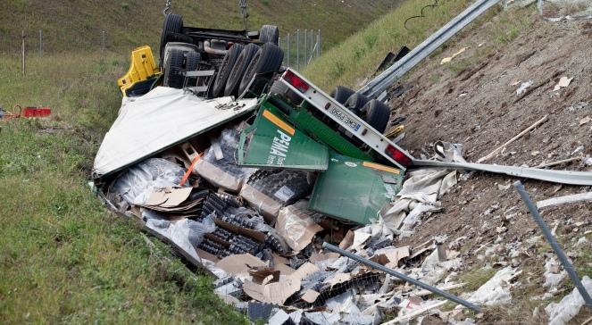 Śmiertelny wypadek na obwodnicy Wrocławia