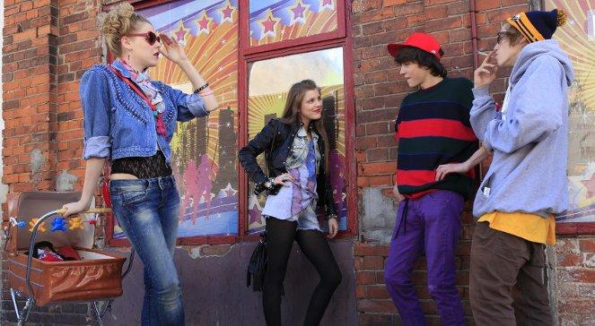 Kadr z filmu Bejbi blues