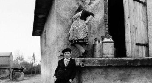Państwowa mleczarnia, 1969.