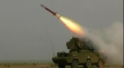 Rakieta TOR-M2E (zdjęcie ilustracyjne)