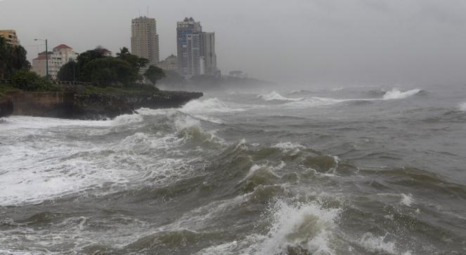 Huragan Sandy uderzył w wybrzeże Kuby