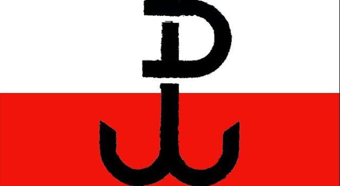 Polska Walcząca na murach Warszawy
