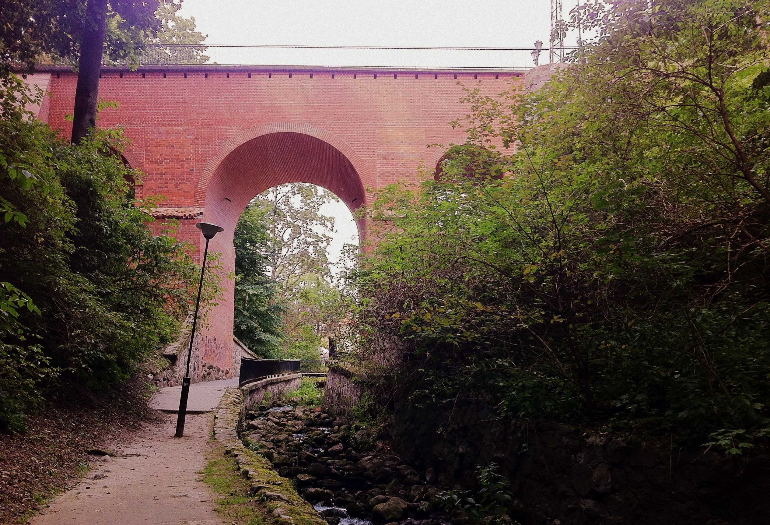 Most w Reszlu (fot. N. Grzeszczyk)