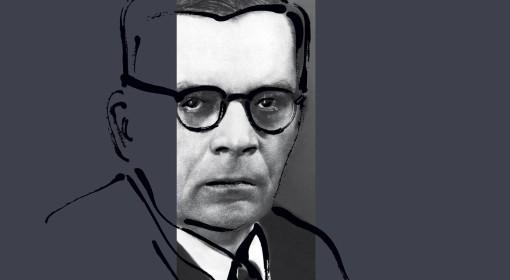 Fragment okładki książki Hansa Fallady, W moim obcym kraju. Dziennik więzienny 1944, wyd. Czytelnik, 2011.