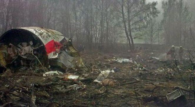 Nowe drastyczne zdjęcia ze Smoleńska w internecie