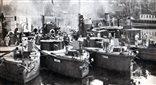 Co stało się po wojnie z rzeczną Flotyllą Pińską?