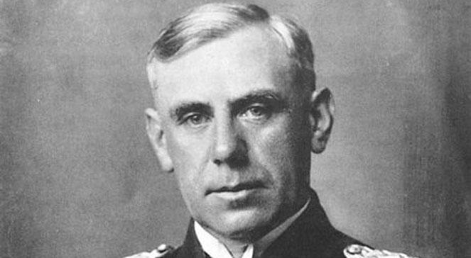Admirał Wilhelm Canaris (1887-1945), dowódca wywiadu i kontrwywiadu III Rzeszy. Wikipediadomena publ.