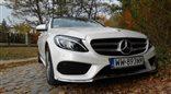 Mercedes klasy C - auto (niemal) idealnie wykończone