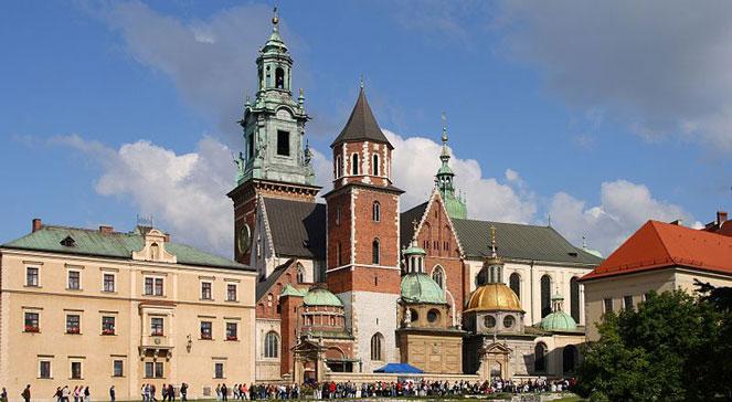 Bazylika archikatedralna św. Stanisława i św. Wacława przy Zamku na Wawelu w Krakowie.