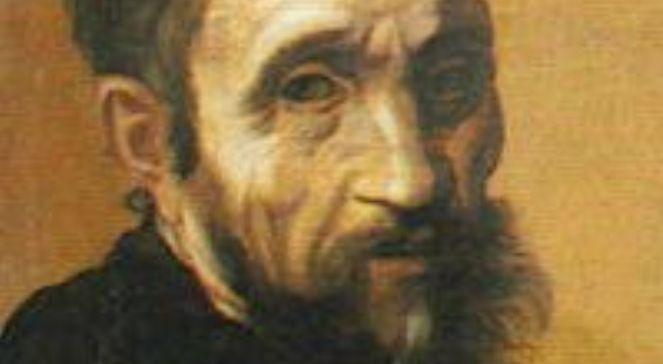 Jacopino del Conte, Portret Michała Anioła (fragment), ok. 1535