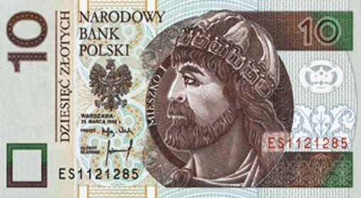 Banknot 10-złotowy
