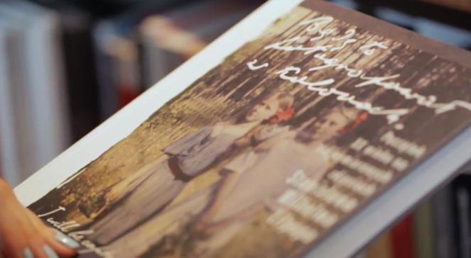 Okładka albumu ze zdjęciami autorstwa Stanisława Lilpopa