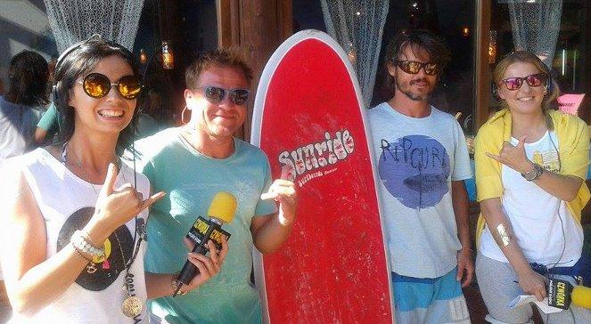 W Chałupach staje się jasne, dlaczego dziewczyny kochają surferów;)