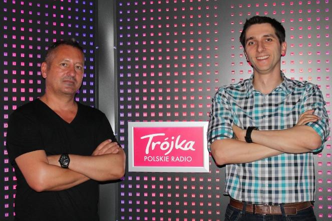 Marcin Zaborski i Tomasz Żąda (fot. K. Goleniewska)