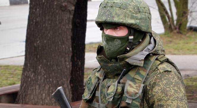 Rosyjskie śmigłowce na Krymie. Ukraina odzyskała lotniska