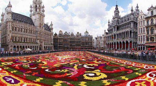 Rynek w Brukseli