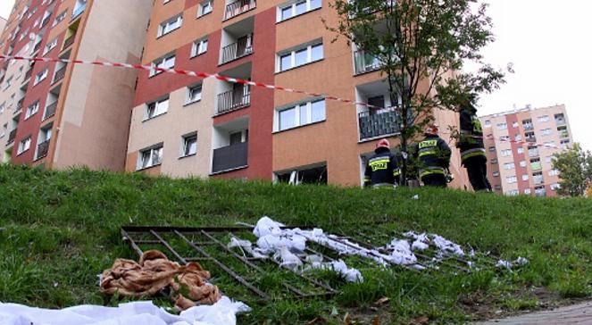 Wybuch gazu w Częstochowie. Cztery osoby ranne