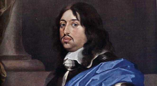 Król szwedzki Karol Gustaw
