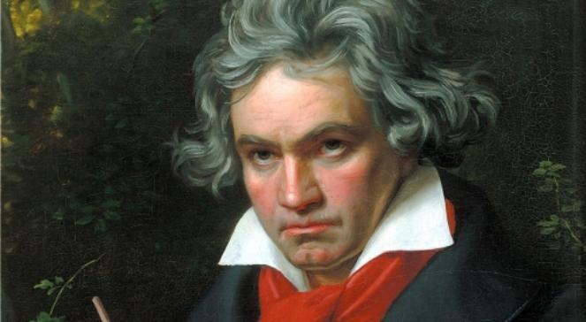Joseph Karl Stieler (1820): Portret Ludwiga van Beethovena