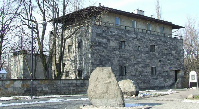 Willa prywatna Pniewskiego (dziś Muzeum Ziemi PAN), Warszawa (2007), Wikimedia Commons/ CC BY-SA 2.5