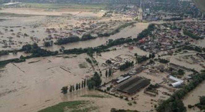 Krymsk pod wodą. Rośnie bilans ofiar powodzi - Polskie Radio