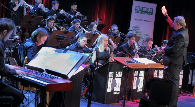 "Piotr Kostrzewa i Big Band w ""Five o'clock"""